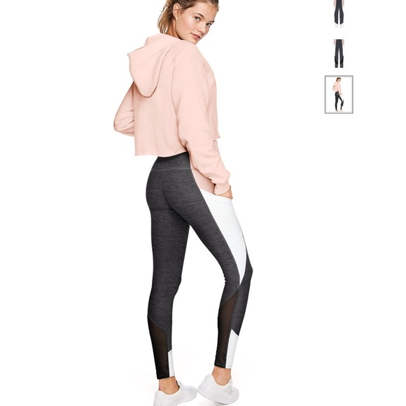 ac6c6839ad8f5 ❤️PINK Ultimate High Waist Colorblock Leggings ❤️ NWT